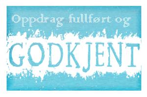 Banner - Godkjent