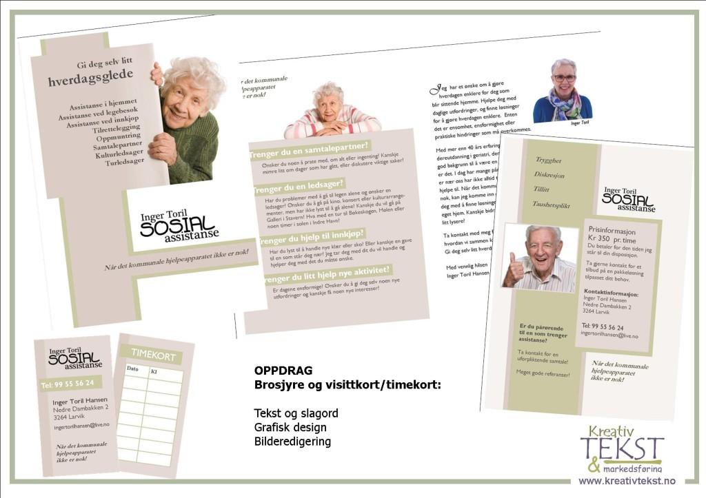2014 Jan - Inger Toril Sosial kompetanse